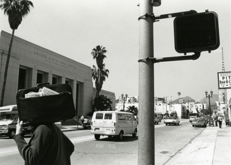 untitled (from the Los Angeles series), 1975