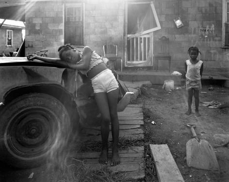 Walls, Mississippi - Flare, 1984
