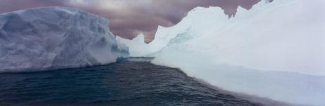 Grounded Berg, Arthur Harbor, Anvers Island, Antarctica