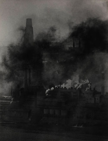 W. Eugene Smith, Smoky City