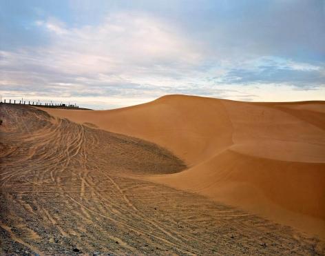Dunes at Dawn, Glamis, CA