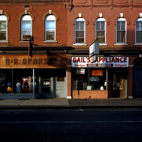 Along the Mississippi/Stores and Signs, 1982 - 1986