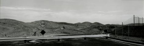 Periphery #38, Tuscany Hills, Lake Elsinore California, 1991