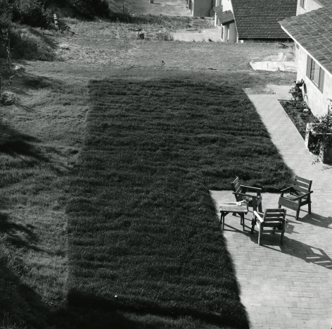 Backyard Diamond Bar, 1980