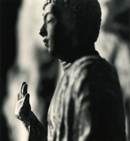 Hand of Buddha, Yakuri Temple, Shikoku, Japan, 2001