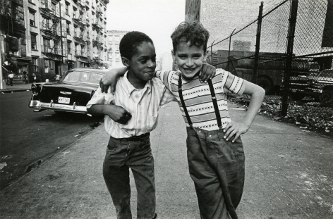 Friends, New York, 1966