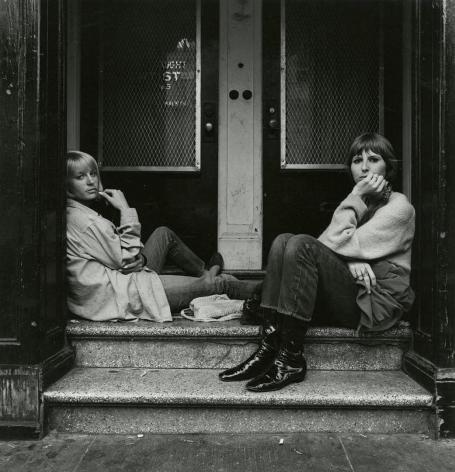 Two Women from Atlanta, Haight Street