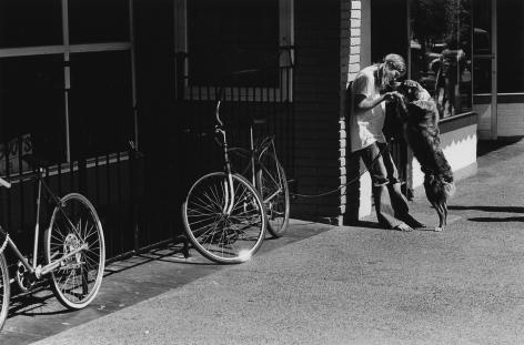 Berkeley, CA, 1973, vintage gelatin silver print