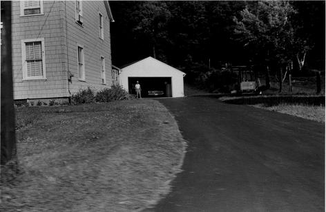 Autolandscape, Massachusetts, 1971