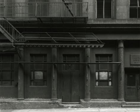 Bevan Davies, New York City
