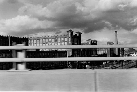 Autolandscape, Connecticut, 1971