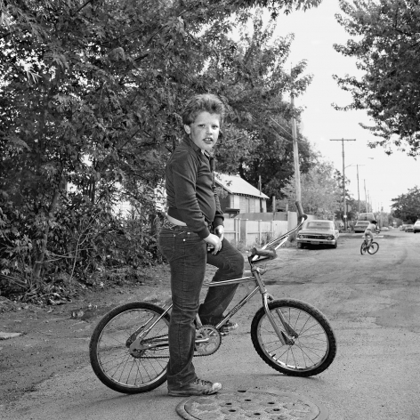 Boy on a Bike, 1983-84