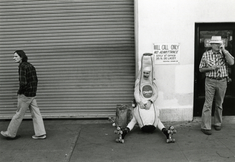 untitled (from the Los Angeles series), 1980