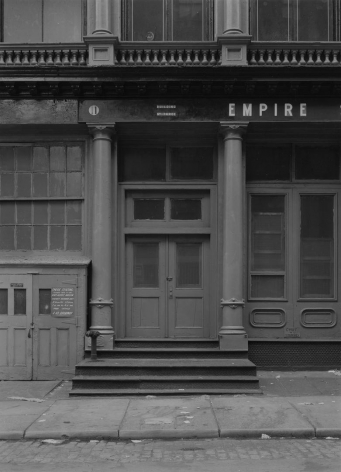 11 Mercer Street, New York, 1975