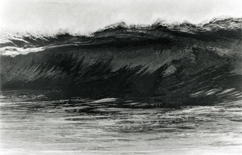 Anthony Friedkin, Chiaroscuro Wave, Zuma Beach, CA