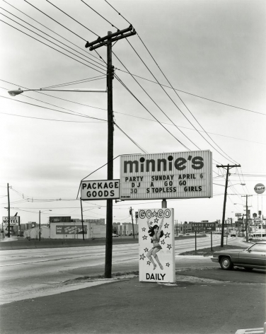 Minnie's Go-Go, Route 130, Merchantville