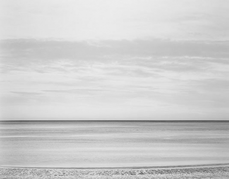 Morning, Tasman Sea, 2003, gelatin silver print