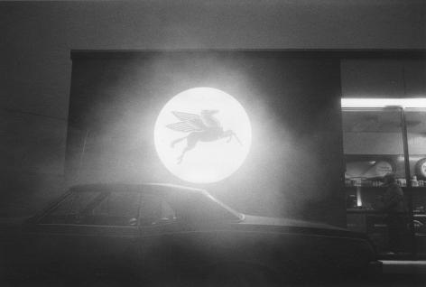 Autolandscape, Pegasus, New York, 1972