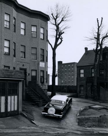 George Tice, Car for Sale, Paterson, NJ
