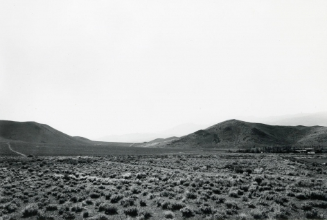 Hidden Valley, Looking South (from Nevada)
