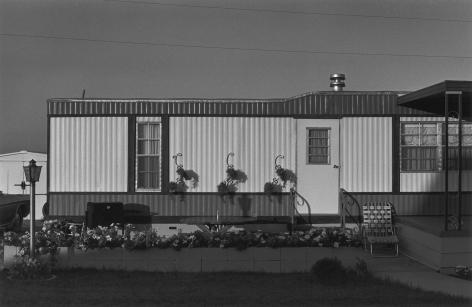 Green Acres Mobile Home Park, Route 54, Kansas, 1976
