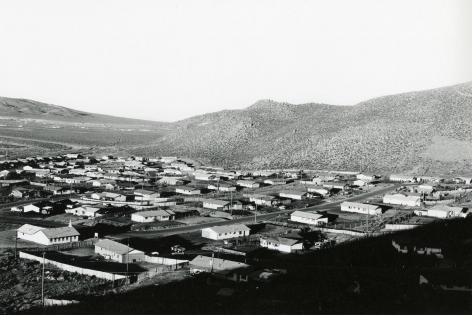 Lemmon Valley, Looking North (from Nevada)
