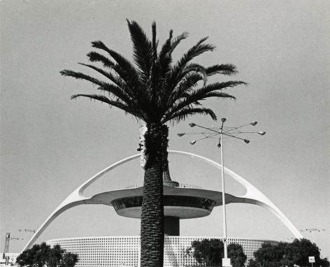LAX, 1971 8 x 10 inches