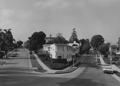 Holmby Avenue, Los Angeles, 1976