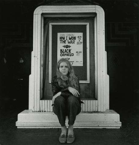 Linda, 20, Haight Ashbury, 1968