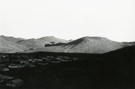 Lemmon Valley, Looking Northeast (from Nevada)