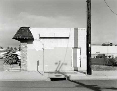 Babylon Photo, El Cajon, CA, 2017, Gelatin silver contact print