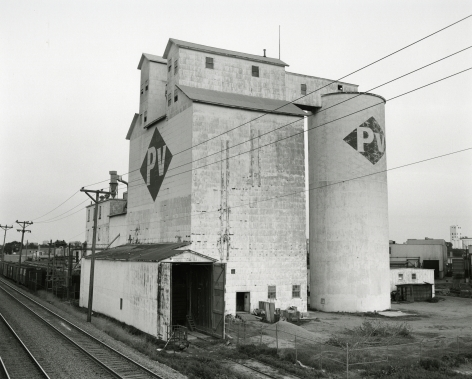 P.V. Elevator (Northern Pacific Line), Mpls., 1976-77