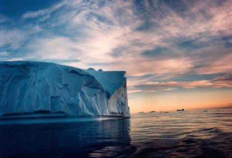 Len Jenshel, Disko Bay, Ilulissat, Greenland