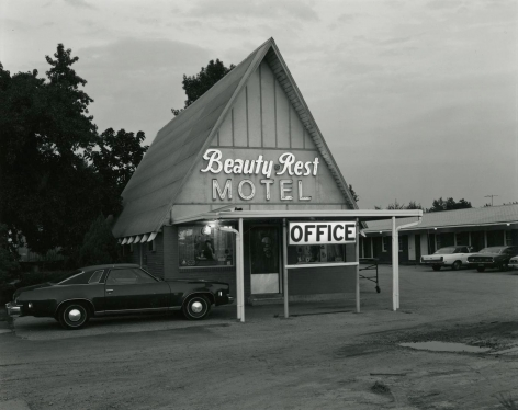 Beauty Rest Motel, Route 1, Edison, NJ