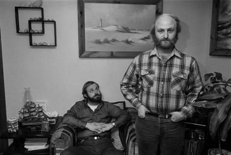 Sage Sohier, Herb and Dana, Quincy, MA, 1988