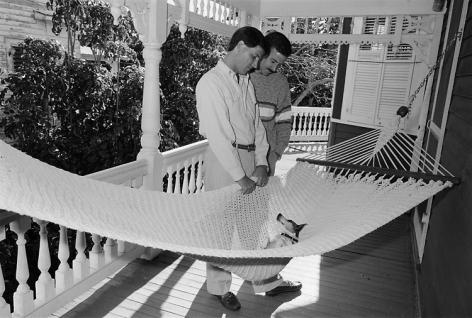 Sage Sohier, Trip & Alan, Key West, 1988
