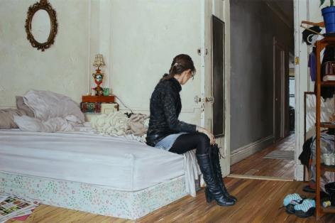 Vincent Giarrano, Bedroom in Brooklyn