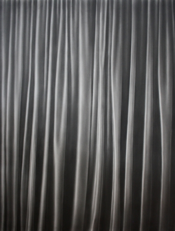 Simon Schubert, Untitled (Curtain), 2018