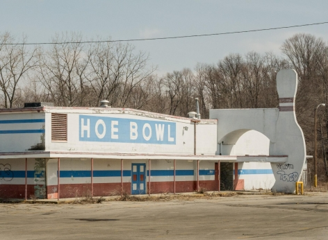 "Exhibition Lab, Jennifer Baumann - ""Hoe Bowl"", 2018"