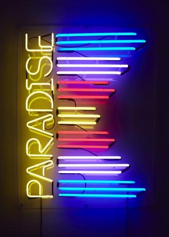 Joseph Desler Costa, Paradise, 2017
