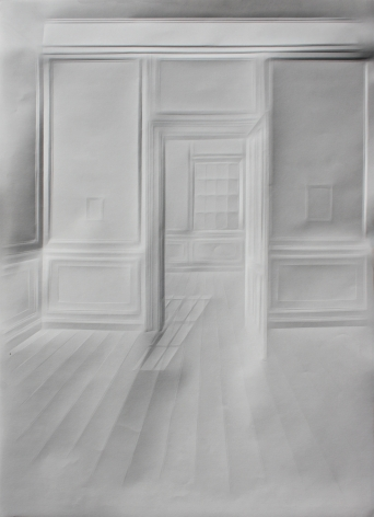 Simon Schubert, Untitled (Room and Light), 2014