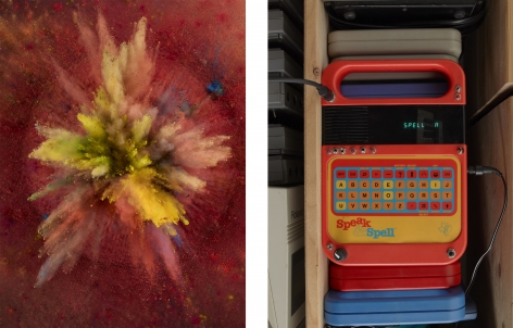 Martin Klimas, Speak & Spell, 2013