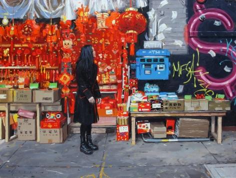 Vincent Giarrano, Nicole in Chinatown