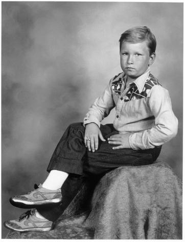 Leon Borensztein, Farmer's Son, Santa Rosa, California, 1981