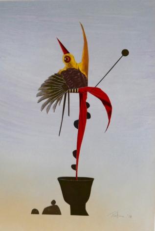 Sherry Parker, Phoenix, 2018