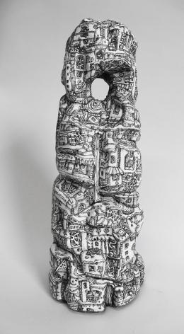 Alexis Duque, Monolith, 2015