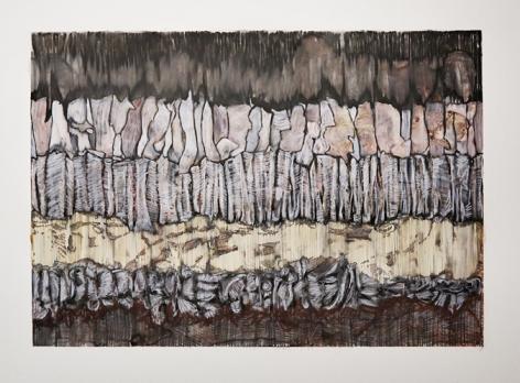Sara Schneckloth, Window West II, 2013