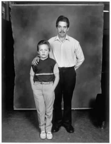 Leon Borensztein, Two Brothers, Madera, California, 1979-1989