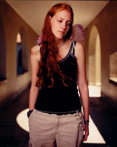 """Michelle,Faery,CA, 2004 24 x 20"""""""