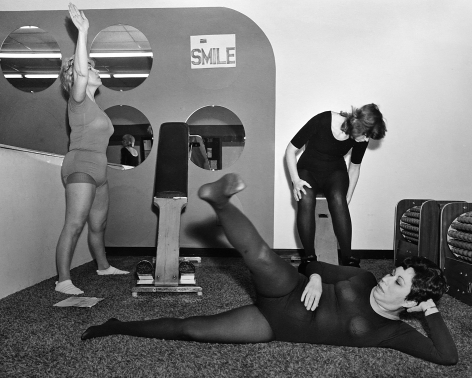 Mary Frey, Untitled (Women Exercising), 1979-1983